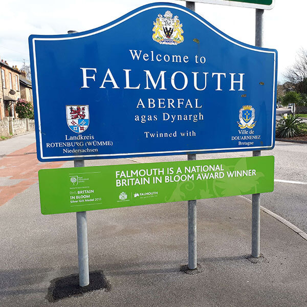 Getting to Falmouth