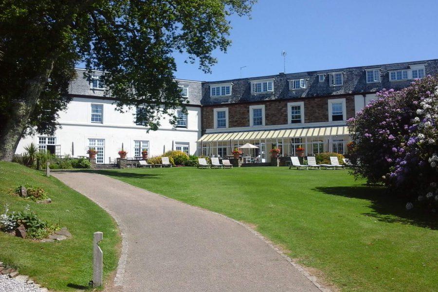 Budock Vean Hotel Cornwall Uk