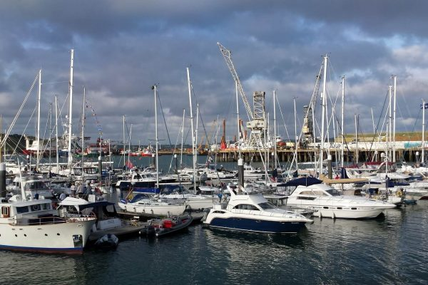 Falmouth Inner harbour