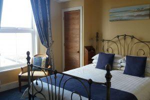 Melvill House Bedroom