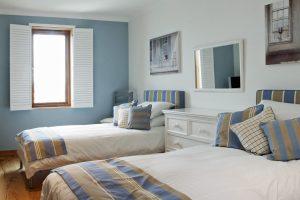 Bridgedeck bedroom