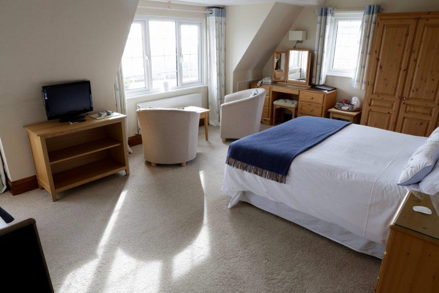 Trelawne Hotel Bedroom