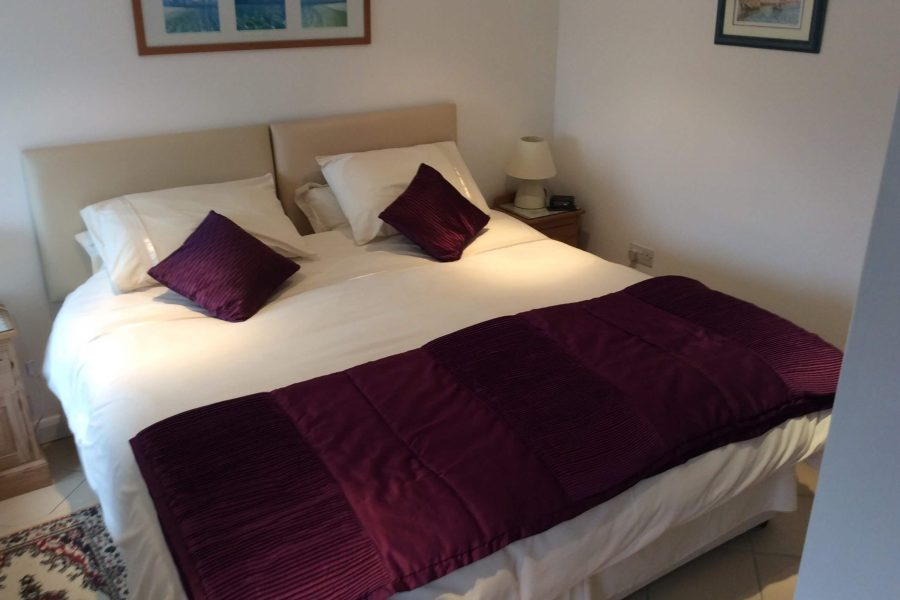 Pampaluna Cottages Bedroom