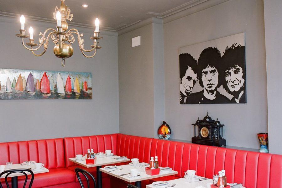 Chealsea House Falmouth Breakfast Room