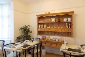Oasis Breakfast Room