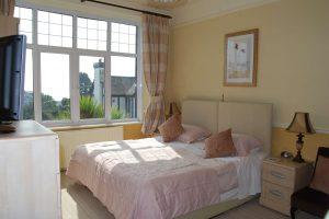 Tudor Court Bedroom