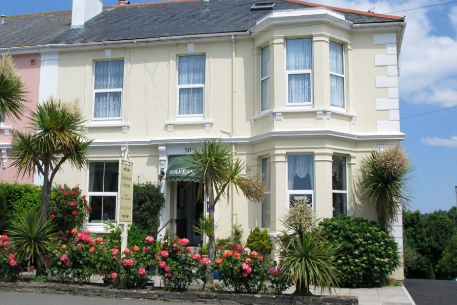 Dolvean House - Falmouth