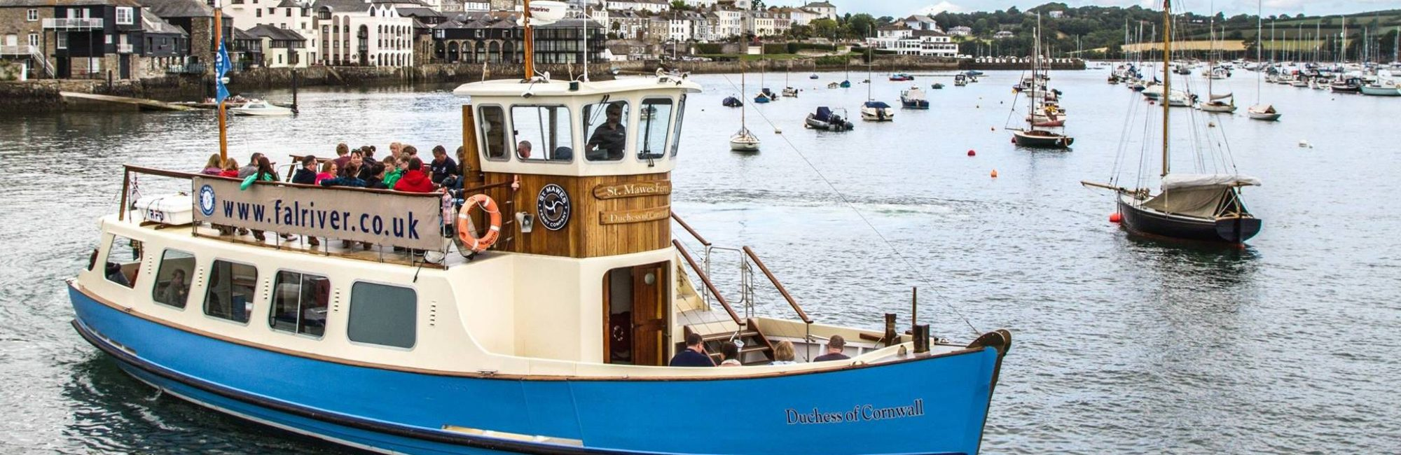St. Mawes Ferry