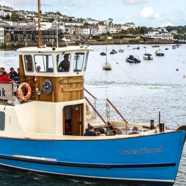 getting-about St. Mawes Ferry