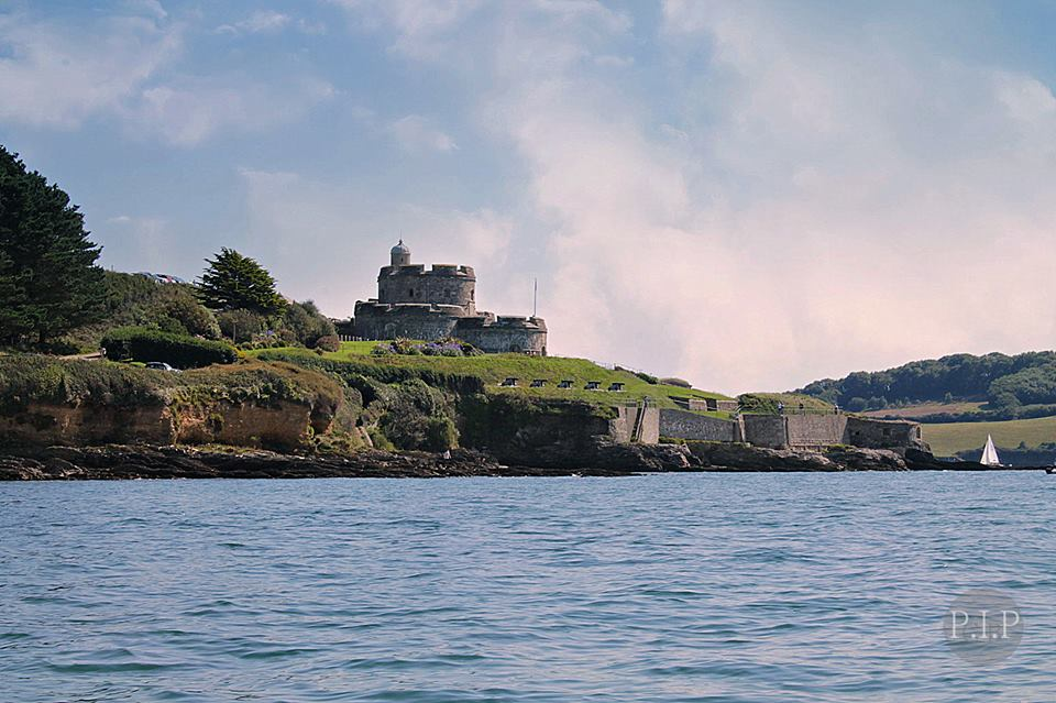 st mawes castle falmouth cornwall