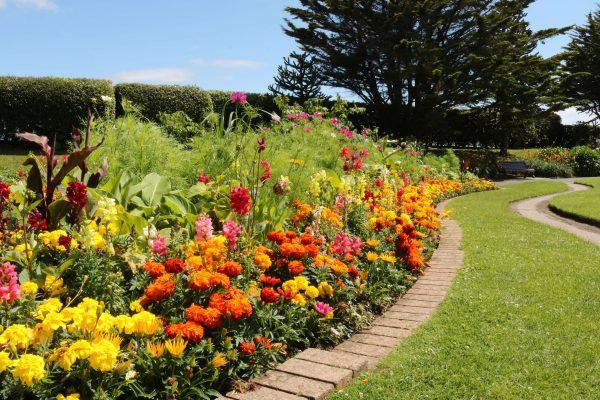 Queen Mary Gardens Falmouth