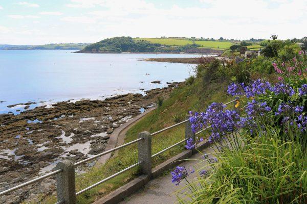 Footpath to Gylly Beach