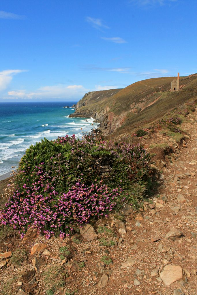 Chapel Porth - Poldark Country