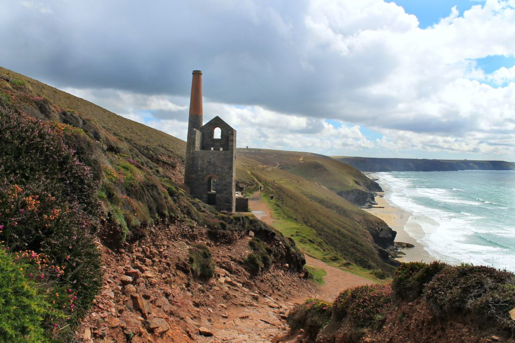 Wheal Coates - Poldark Country