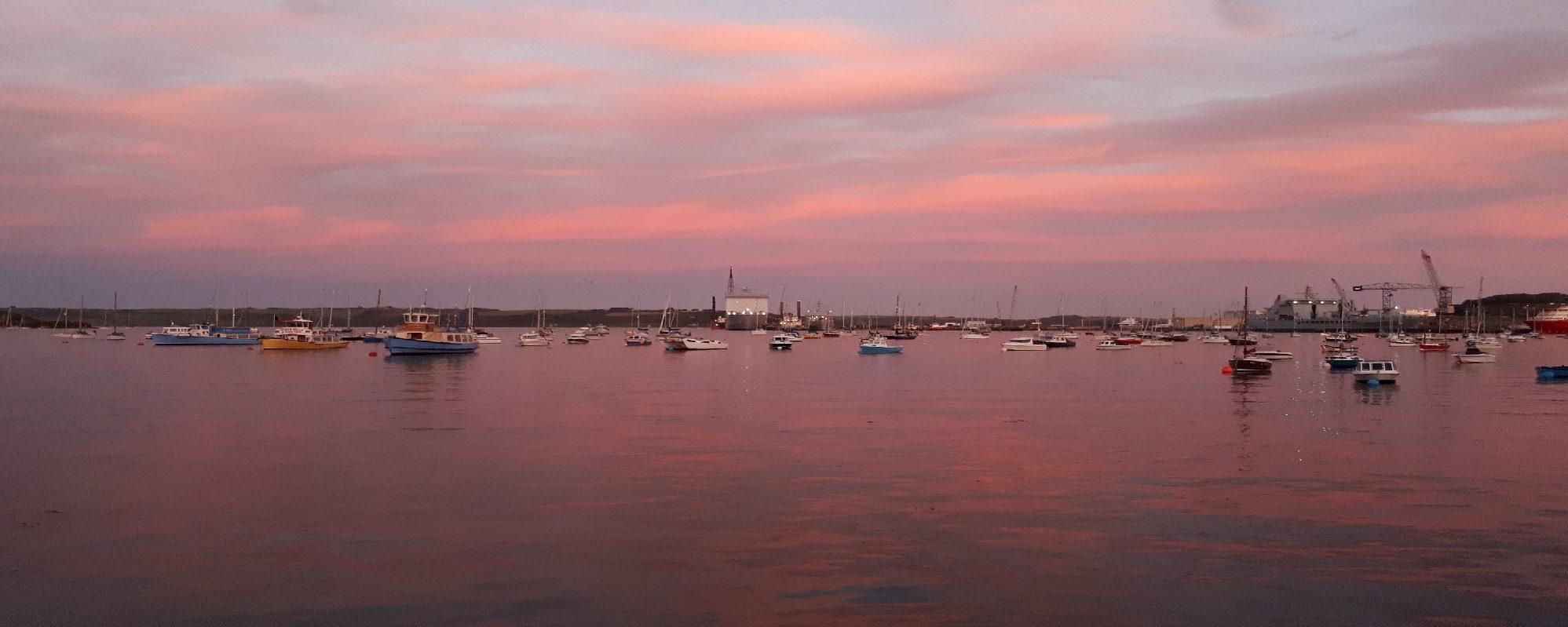 Falmouth Inner Harbour