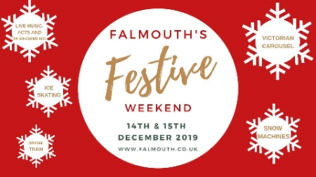 Falmouth's Festive Weekend, 14 & 15 December